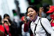 Protest Against Myanmar Military Coup