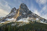 Liberty Bell Mountain North Cascades