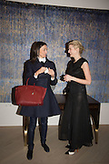 SIMONE WLASCHEK; FIONA SCARRY, Launch of the Dutko Gallery  the first commercial space in London dedicated to Art Deco design. 18 Davies Street , Mayfair. London. 15 October 2015
