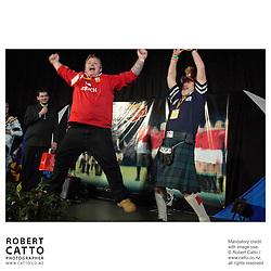 Mark Ferguson at the British & Irish Lions v. Auckland Blues Match at Eden Park, Auckland, New Zealand.<br />