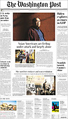 February 26, 2021 (USA): Front-page: Today's Newspapers In United States