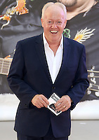 Keith Chegwin, David Brent: Life On The Road - World Film Premiere, Odeon Leicester Square, London UK, 10 August 2016, Photo by Brett D. Cove