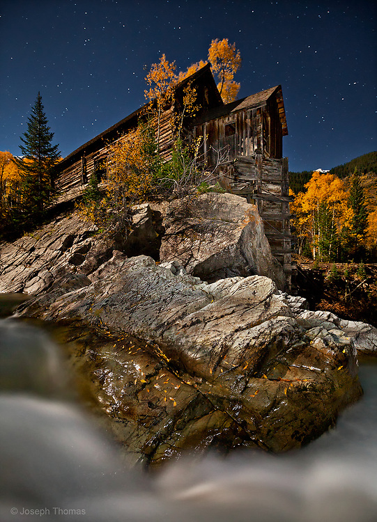 Built in 1893, this Colorado icon stands as a charming monument to the state's storied mining history.