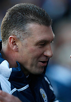Photo: Steve Bond/Richard Lane Photography. Leicester City v Sheffield Wednesday. Coca Cola Championship. 12/12/2009. Leicester manager Nigel Pearson