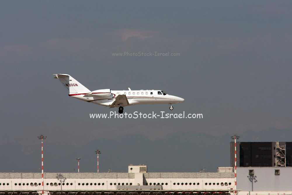 N30GN SMOKEY FLYING LLC CESSNA 525B at Malpensa (MXP / LIMC), Milan, Italy
