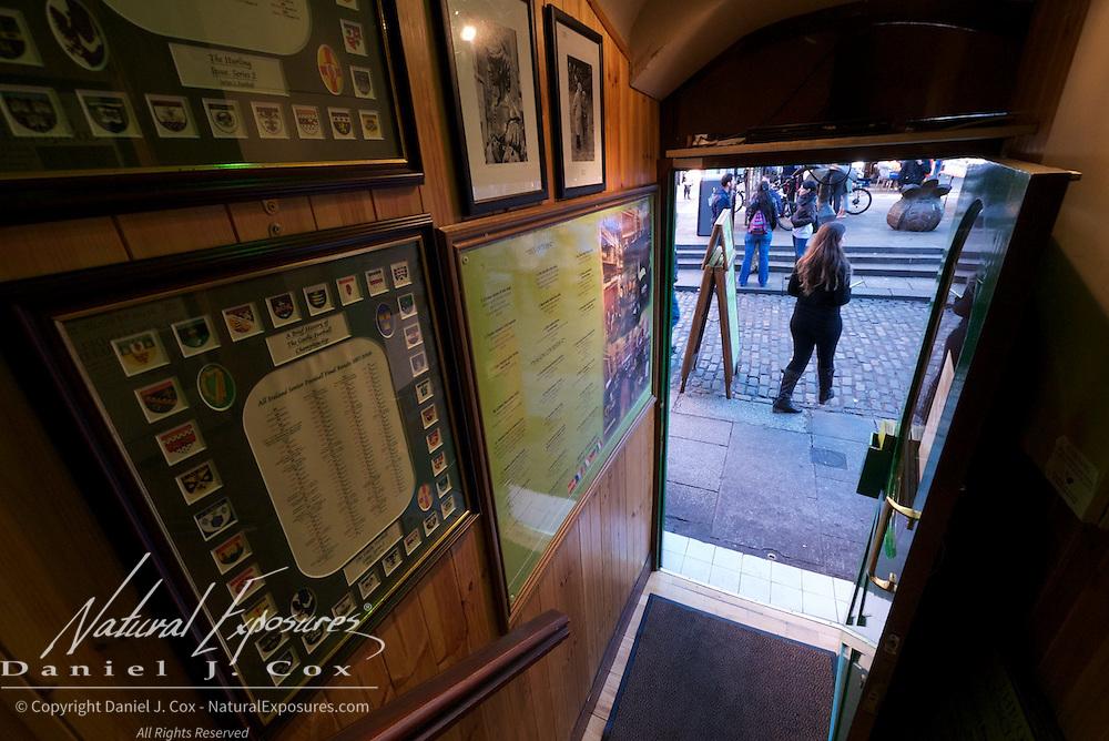 The Old Mill Pub i Dublin, Ireland,