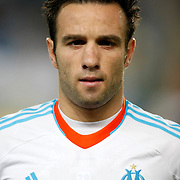 Marseille's Mathieu Valbuena during their UEFA Europa League Group Stage Group C soccer match Fenerbahce between Marseille at Sukru Saracaoglu stadium in Istanbul Turkey on Thursday 20 September 2012. Photo by TURKPIX