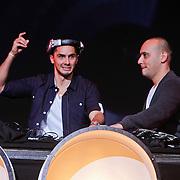 NLD/Rotterdam/20101127 - Dance for life 2010, The Partysquad, DJ Jerry, Jerry Leembruggen en MC Ruben, Ruben Fernhout
