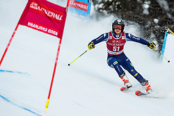 Roberta Midali (ITA) during the Ladies' Giant Slalom at 57th Golden Fox event at Audi FIS Ski World Cup 2020/21, on January 16, 2021 in Podkoren, Kranjska Gora, Slovenia. Photo by Vid Ponikvar