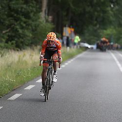 25-06-2017: Wielrennen: NK weg elite: Montferland<br />s-Heerenberg (NED) wielrennen<br />NK Wielrennen Elite  <br />Pieter Weening