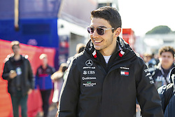 February 18, 2019 - Barcelona, Spain - OCON Esteban (fra), Mercedes AMG F1 GP W10 Hybrid EQ Power+, action during Formula 1 winter tests from February 18 to 21, 2019 at Barcelona, Spain - Photo Motorsports: FIA Formula One World Championship 2019, Test in Barcelona, (Credit Image: © Hoch Zwei via ZUMA Wire)