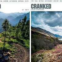 Cranked magazine covers.