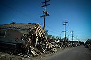 Post Hurricane Katrina New Orleans, LA, October 17, 2005.