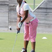 NLD/Abcoude/20120530 - Gekleurde bn' ers gaan multicultureeel golfen, Edsilia Rombley