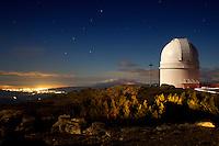 20/Noviembre/2010. Almería<br /> Observatorio astronómico hispano-alemán de Calar Alto<br /> <br /> ©JOAN COSTA