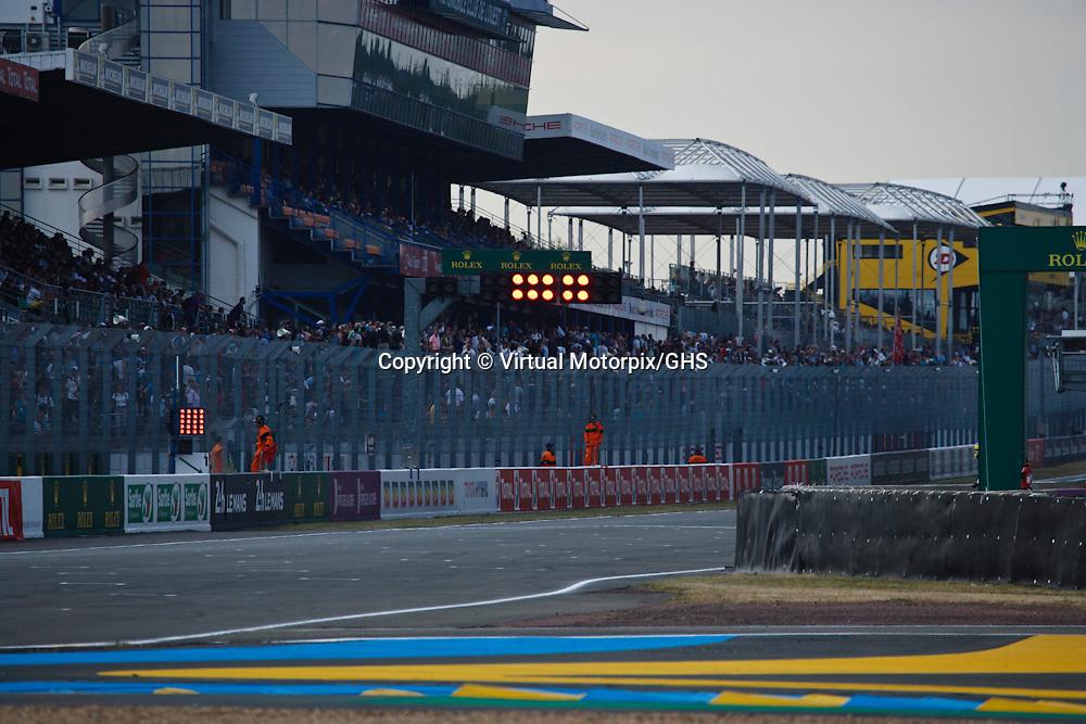 Le Mans 24H, 2015