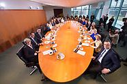 20180314 Erste Sitzung Kabinett Merkel IV