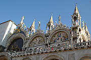 Italy, Venice, Architectural details