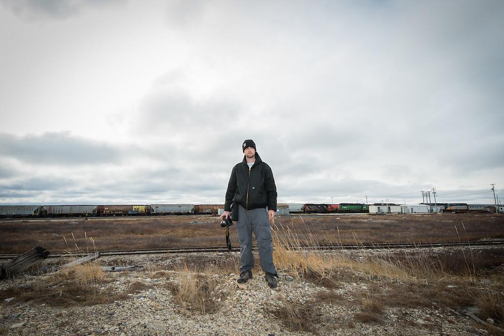 Cape Churchill, Northern Manitoba, Canada, October 2013. Photo (c) William Drumm.