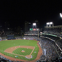 15 March 2009: General view of the Petco Park during the 2009 World Baseball Classic Pool 1 game 2 at Petco Park in San Diego, California, USA. Korea wins 8-2 over Mexico.