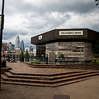 Founder's Arms pub closed;<br />