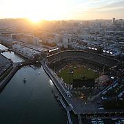 AT&T Park Aerial