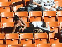 09-04-11 INTER-CHIEVO VR CAMPIONATO SERIE A TIM 10-11<br /> E' ARRIVATA L'ESTATE SULLE GRADINATE DI SAN SIRO<br /> <br />  <br /> Foto Pegasonews/Insidefoto