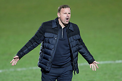 File photo dated 26-12-2020 of Richie Wellens. Doncaster boss Richie Wellens has been given a two-game touchline ban and fined £1,000 for his behaviour following the stoppage-time penalty decision that went against his side in last month's 2-1 defeat to Plymouth. Issue date: Monday October 11, 2021.