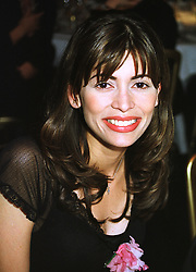 Model LISA B former close friend of the Marquess of Cholmondeley, at a party in London on 25th June 1998.MIU 82