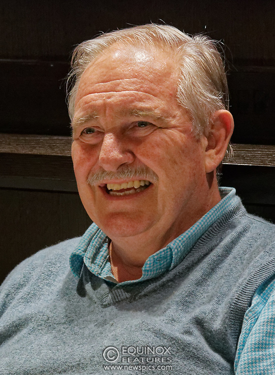 London, United Kingdom - 26 February 2019<br /> DrugScience founder chair, Professor David Nutt, at the screening of film, Magic Medicine at the Regent Street Cinema, Marylebone, London, England, UK. The film follows volunteers receiving experimental treatment with psilocybin, the active ingredient in magic mushrooms, to see if it can help treat long-term depression. DrugScience is a charity researching the medical uses of psychoactive drugs. The film was followed by a Q&A with Professor David Nutt founding chair of DrugScience and Head of the Neuropsychopharmacology Unit in the Centre for Academic Psychiatry in the Division of Brain Sciences, Dept of Medicine, Hammersmith Hospital, Imperial College London. Professor Nutt was formerly chair of the Advisory Council on the Misuse of Drugs.<br /> (photo by: EQUINOXFEATURES.COM)<br /> Picture Data:<br /> Photographer: Equinox Features<br /> Copyright: ©2019 Equinox Licensing Ltd. +448700 780000<br /> Contact: Equinox Features<br /> Date Taken: 20190226<br /> Time Taken: 21563195<br /> www.newspics.com
