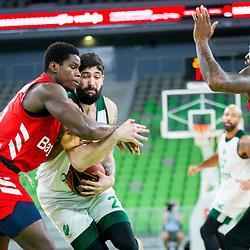 20210906: SLO, Basketball - Friendly match, KK Cedevita Olimpija vs BC Bayern Munich