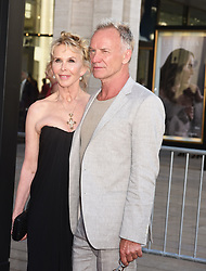 Sting and Trudie Styler attend the American Ballet Theatre Spring Gala at The Metropolitan Opera House on May 21, 2018 in New York City, NY, USA. Photo by MM/ABACAPRESS.COM