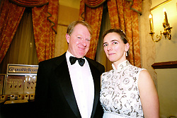 GP Booster Ball <br />Left to Right; <br />Doctors, David Haner and Jenny Swann<br /><br />Venue: Royal Victoria Hotel, (holiday inn), Sheffield<br />Date: Saturday 10 November