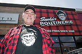 Alan Goldstein, owner and franchisee of Smoke's.