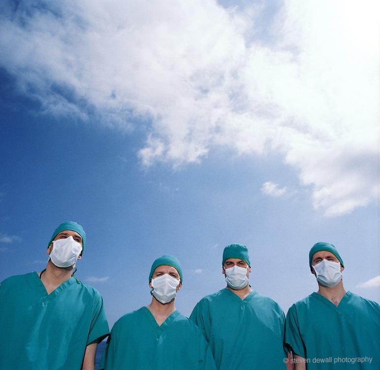 Clinic at San Diego, CA.