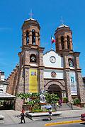 San Miguel Archangel<br />  Church, El Pitillal, , Jalisco, Mexico