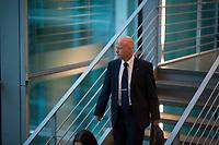 DEU, Deutschland, Germany, Berlin, 26.09.2017: Robby Schlund (MdB, AfD) vor der ersten Fraktionssitzung der AfD-Bundestagsfraktion im Deutschen Bundestag.