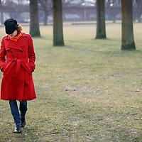 Nederland, Amsterdam , 28 maart 2013.<br /> Wilma V, seksueel misbruikt op haar 14e door een dienaar van de katholieke kerk. <br /> Foto:Jean-Pierre Jans