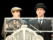 Jeeves & Wooster in Perfect Nonsense<br /> <br /> at the Duke of York's Theatre, London, Great Britain <br /> <br /> press photocall<br /> 5th November 2013 <br /> <br /> <br /> Stephen Mangan as Bertie Wooster<br /> <br /> <br /> Photograph by Elliott Franks