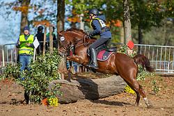 Schrooyen Ruben, BEL, Helios<br /> LRV Ponie cross - Zoersel 2018<br /> © Hippo Foto - Dirk Caremans<br /> 28/10/2018