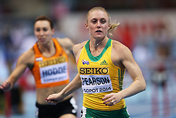07.03.2014, Ergo Arena, Sopot, POL, IAAF, Leichtathletik Indoor WM, Sopot 2014, Tag 1, im Bild SALLY PEARSON // SALLY PEARSON during day one of IAAF World Indoor Championships Sopot 2014 at the Ergo Arena in Sopot, Poland on 2014/03/07. EXPA Pictures © 2014, PhotoCredit: EXPA/ Newspix/ Piotr Matusewicz<br /> <br /> *****ATTENTION - for AUT, SLO, CRO, SRB, BIH, MAZ, TUR, SUI, SWE only*****