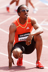 Samsung Diamond League adidas Grand Prix track & field; men's 400 meters, Christopher Brown