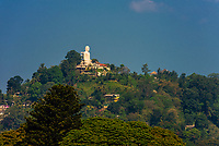 Bahiravokanda Vihara Buddha Statue,  Kandy, Central Province, Sri Lanka.