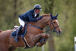 Williams Guy, GBR, Titus<br /> Class 1 - CSIO Lummen 2017<br /> © Hippo Foto - Dirk Caremans<br /> 27/04/17