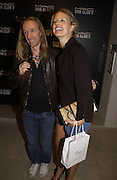 John Richmond and Lainey Sheridan-Young . Party hosted by Linda Evangelista and Mac Cosmetics. The Hospital. London. 18 September 2005. ONE TIME USE ONLY - DO NOT ARCHIVE © Copyright Photograph by Dafydd Jones 66 Stockwell Park Rd. London SW9 0DA Tel 020 7733 0108 www.dafjones.com