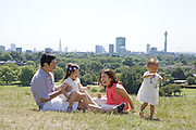 Kosugi Family Portraits, Primrose Hill, London