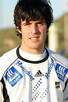 Fotball<br /> La Manga - Spania<br /> 16.02.2005<br /> Portretter Odd<br /> Foto: Morten Olsen, Digitalsport<br /> <br /> Per Nilsson