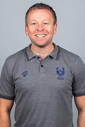 Craig Capel - Mandatory by-line: Robbie Stephenson/JMP - 01/08/2019 - RUGBY - Clifton Rugby Club - Bristol, England - Bristol Bears Headshots 2019/20