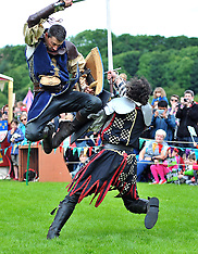 Jousting at Linlithgow Palace | Linlithgow | 3 July 2016