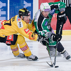 20110107: SLO, AUT, Ice Hockey - EBEL League, 36th Round